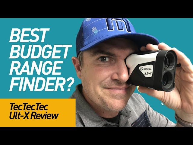 Best Budget Rangefinder? TecTecTec Golf Laser Rangefinder Unboxing & Review