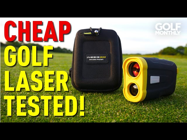 CHEAP GOLF LASER TESTED!!