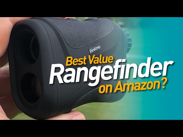 BEST RANGEFINDER ON AMAZON? Rinkmo Rangefinder Unboxing & Review