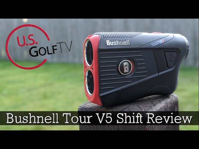 Bushnell Tour V5 Shift Review (GOLF RANGEFINDER)