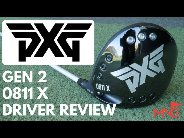 Does Lower Price Mean Less Performance? PXG Gen2 0811 X Driver Review