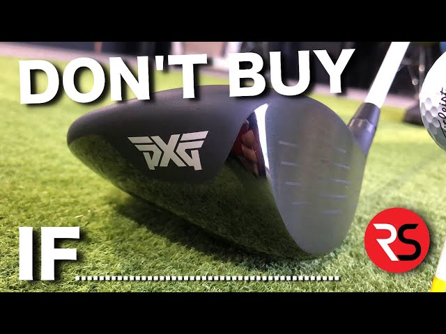 DO NOT BUY this driver if.....