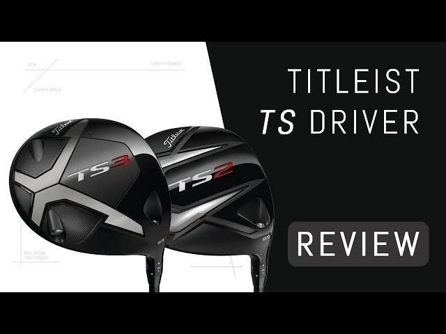 Titleist TS Driver Review