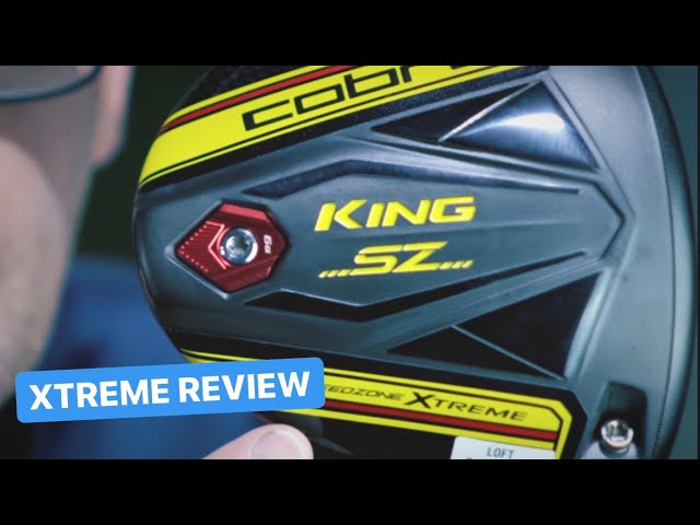 COBRA SPEEDZONE XTREME DRIVER DOES IT HIT MORE FAIRWAYS