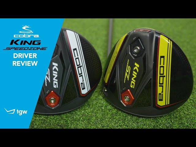 Cobra KING Speedzone Drivers Review