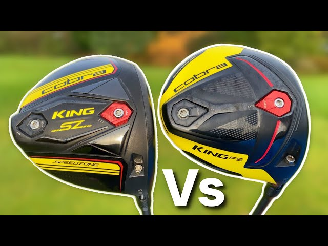 THE TRUTH! Cobra SpeedZone Vs Cobra F9 Driver!