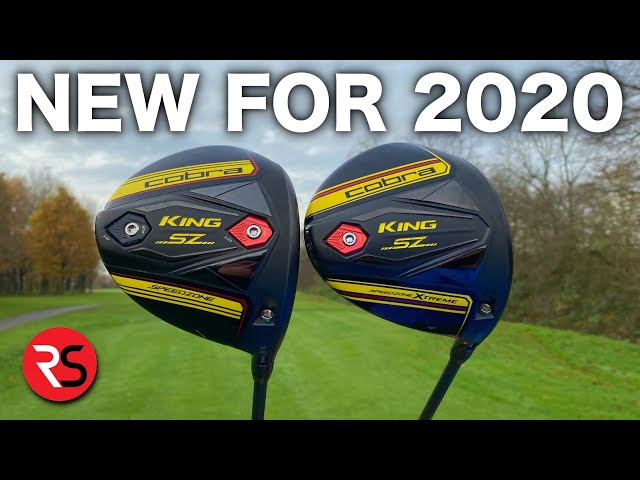 FIRST LOOK: Cobra SpeedZone 2020 Drivers