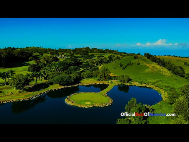 Makani Golf Club - Best Unique Golf Course - Hawaii 2020