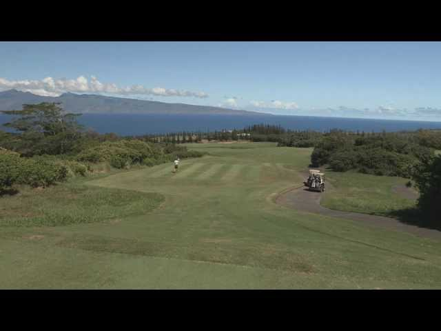 Kapalua Plantation Course, Hawaii Pt 1