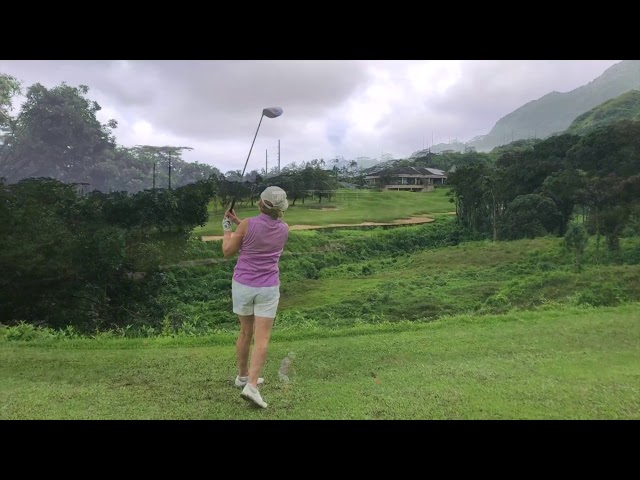 Ko'olau Golf Course, Oahu, Hawaii - Fantastic Golf Holes and Where To Find Them
