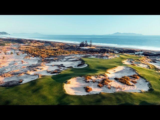 Tara Iti Golf Club, New Zealand - by Jacob Sjoman
