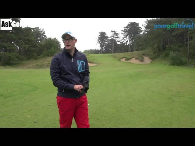 Les Dunes Golf Course France