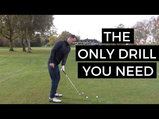 PERFECT GOLF SWING TAKEAWAY DRILL