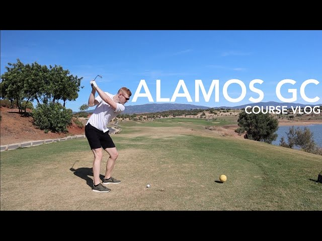 Alamos Golf Course | Course Vlog
