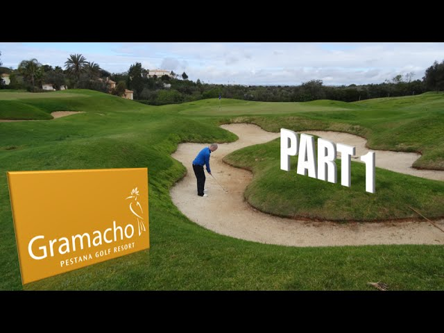 Pestana Gramacho Golf Course VLOG - PART1 - Portugal 2016