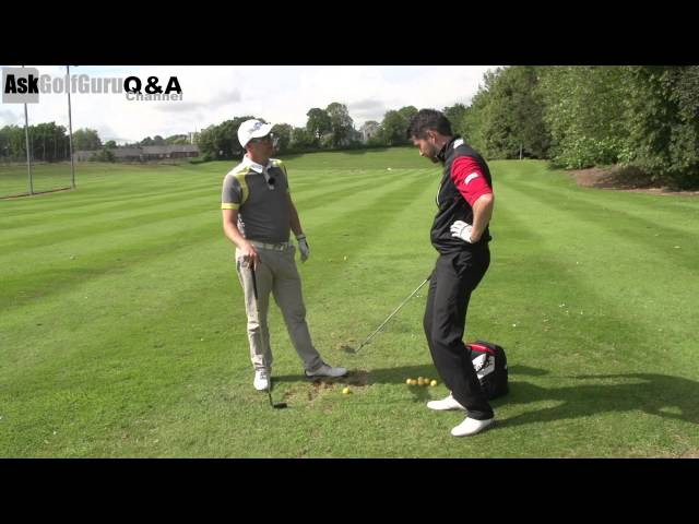 How To Stop Fat Golf Shots