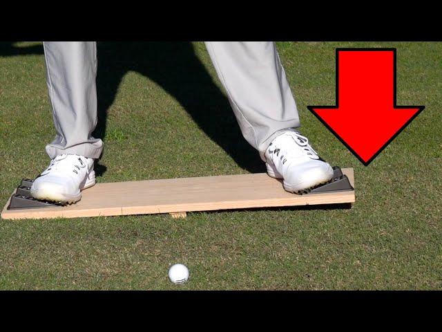 This Drill Will Fix Your Fat Golf Shots Forever