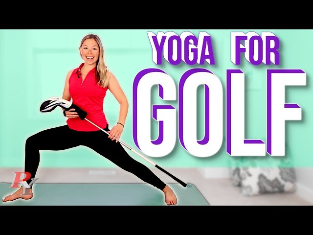 Yoga for Flexibility | Yoga for Golfers | 10 Minutes