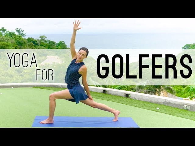 Yoga for Golfers - Yoga With Adriene