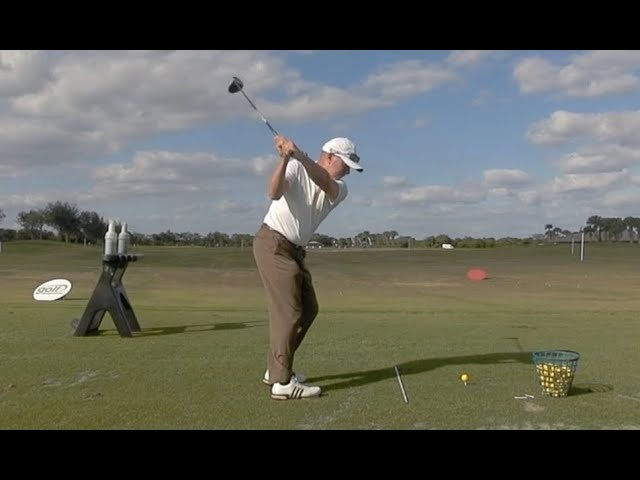 THE BEST Senior Golf Swing for Elite Level Play and Competition