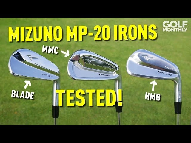 SENSATIONAL! Mizuno MP-20 Irons Review | Golf Monthly