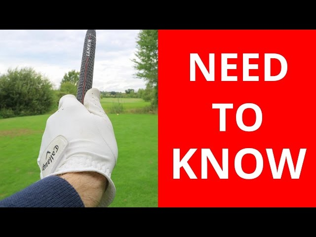 THE ONE THING ABOUT THE GRIP YOU NEED TO KNOW