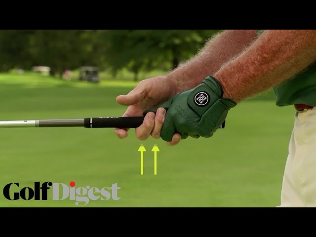 Tom Watson on How To Improve Your Golf Grip | Golf Tips | Golf Digest