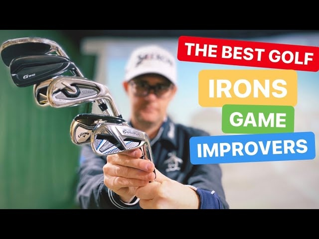 THE BEST GOLF IRONS TO HELP YOUR GOLF