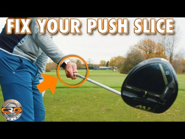 FIXING YOUR PUSH SLICE