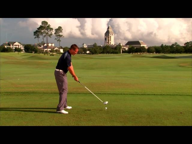 Push Fix: Take a Seat for Straighter Drives