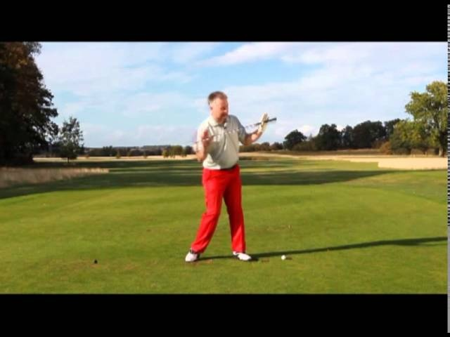 Prevent your push shot - Adrian Fryer - Today's Golfer