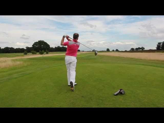 Cure your push fade - Adrian Fryer - Today's Golfer