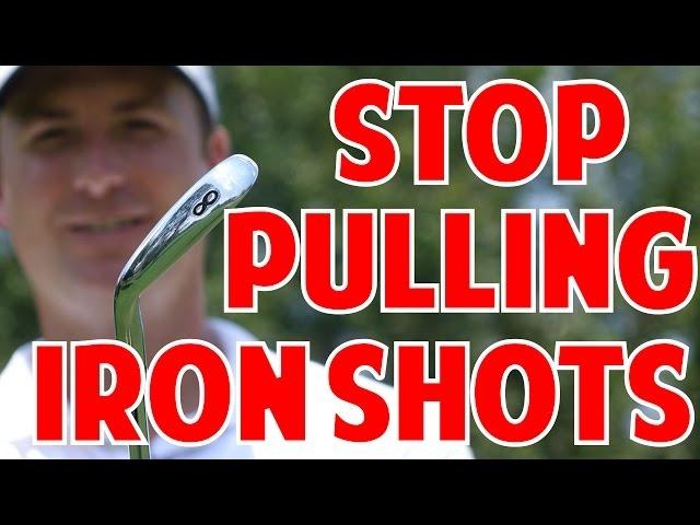 Stop Pulling Iron Shots | Trick