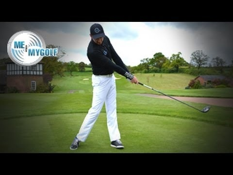 HOW TO STOP PUSHING THE GOLF BALL
