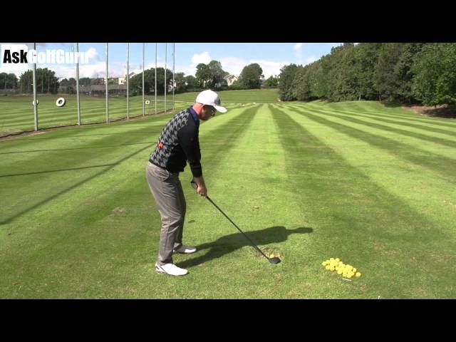 How To Stop Pulling Your Tee Shots