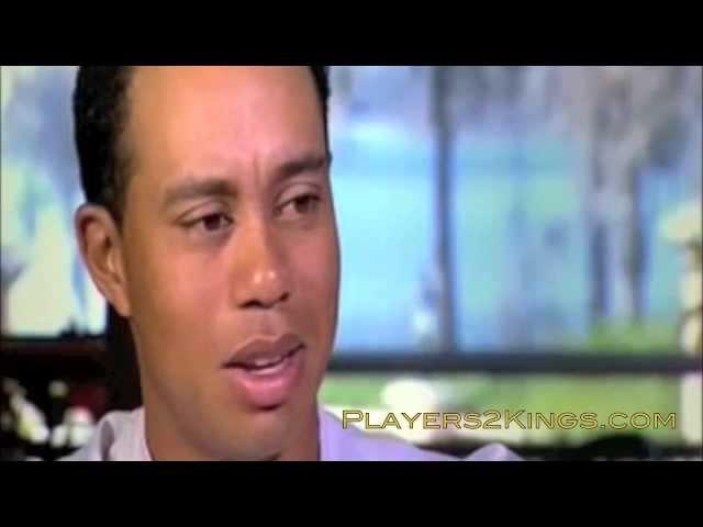 Tiger Woods Mental Focus - Words of wisdom & Advice
