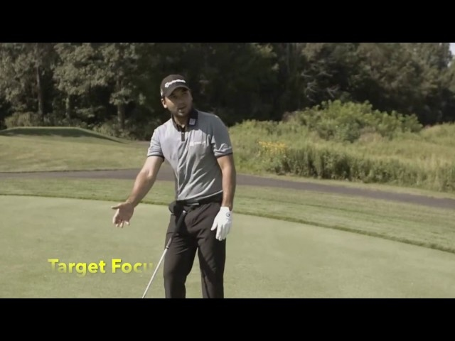 Golf Psychology - Jason Day explains his pre-shot routine - Golf's Mental Game