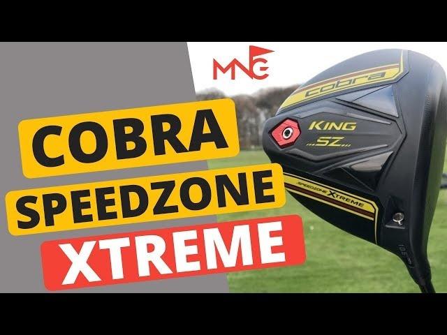 Cobra SZ SpeedZone Xtreme Driver Tested
