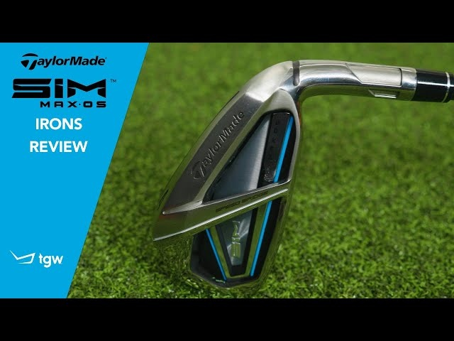 TaylorMade SIM Max OS Irons Review