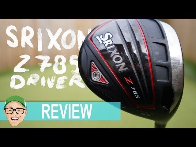 SRIXON Z785 DRIVER