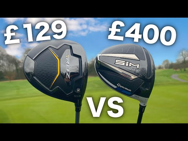 SECRET TaylorMade Driver: why so CHEAP?