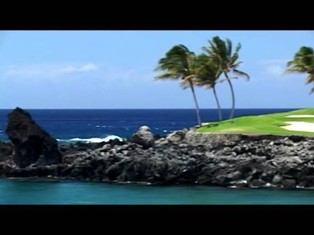 Mauna Lani Resort Golf, Hawaii