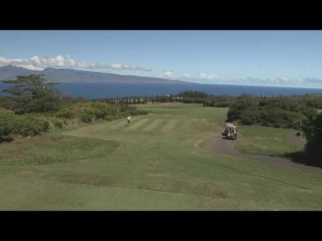 Kapalua Plantation Course, Hawaii Pt 1