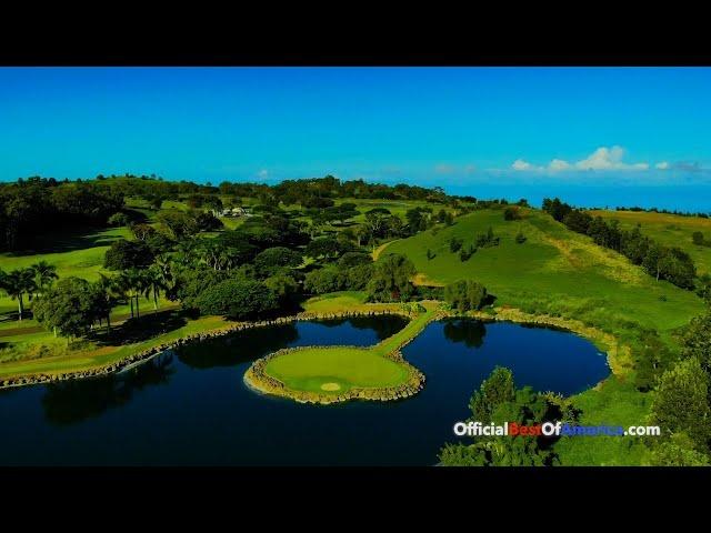 Makani Golf Club - Best Unique Golf Course - Hawaii 2020