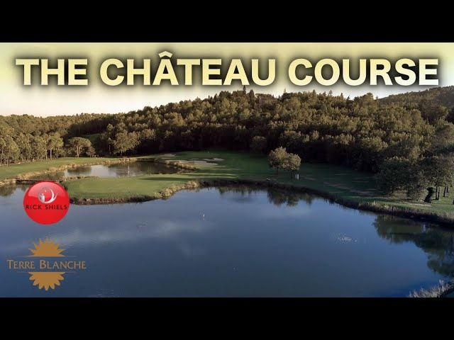 THE STUNNING CHÂTEAU GOLF COURSE VLOG