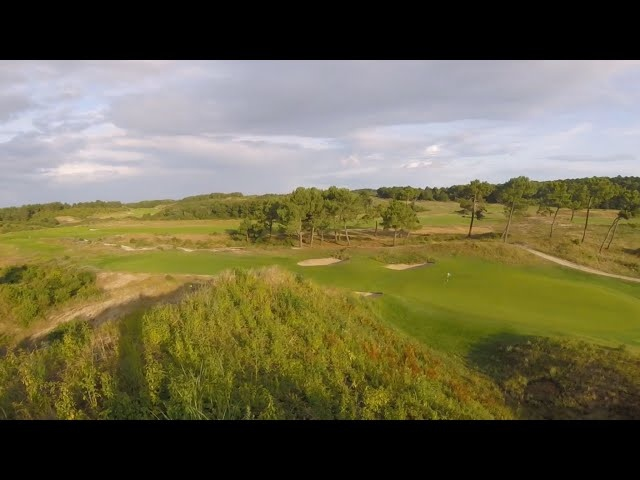 Golf in France. Top 100 course. Le Touquet