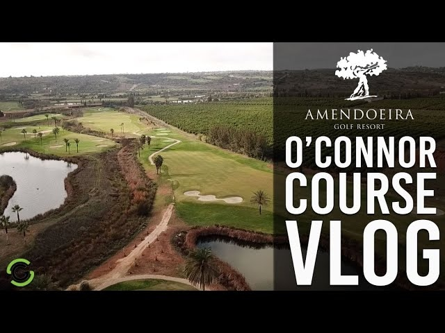 PLAYING THE O'CONNOR COURSE AT AMENDOEIRA RESORT, PORTUGAL