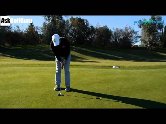 Portugal O'Connor Golf Course Mark Crossfield
