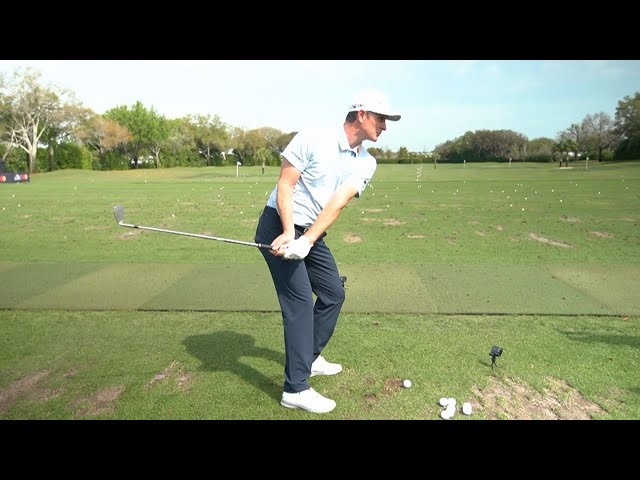 Justin Rose shares his feel vs. real swing drill