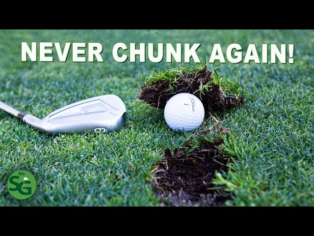 Top 5 Golf Tips to Fix The Fat Chunk Shot